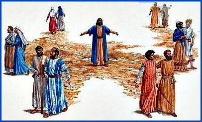 Reflexão bíblica - 14º domingo do Tempo Comum - 07.07.2019