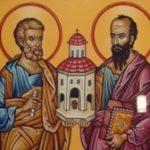 Reflexão bíblica – São Pedro e São Paulo – 30.06.2019