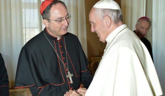 Papa nomeia Card. da Rocha membro da Congregação para o Clero