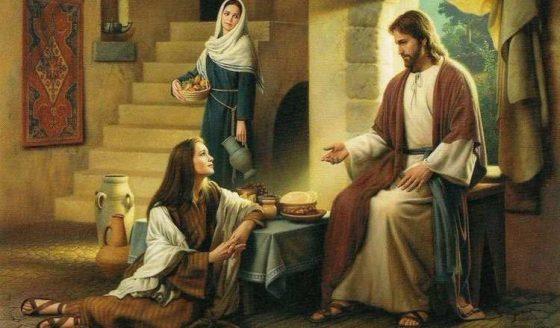 Reflexão bíblica - 16º do tempo comum - 21.07.19