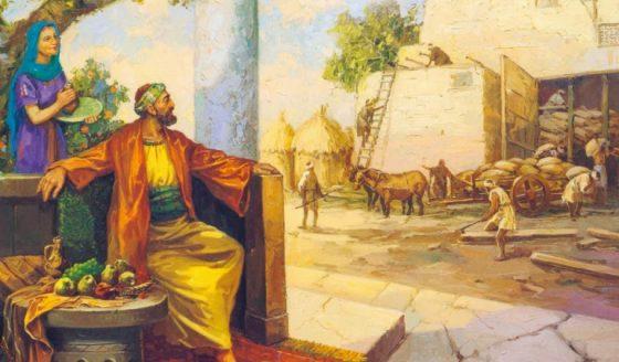 Reflexão bíblica - 18º  Domingo do tempo comum - 04.08.19