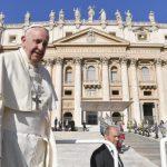 """Na Audiência Geral, Papa recorda viagem apostólica: """"Com Maria viajo seguro"""""""