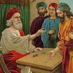 Reflexão bíblica – 25º Domingo do tempo comum – 22.09.19
