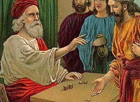 Reflexão bíblica - 25º Domingo do tempo comum - 22.09.19