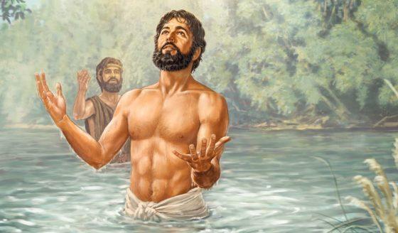 Reflexão bíblica – BATISMO DO SENHOR –  12.01.2020