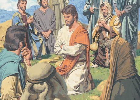 Reflexão bíblica – 7º. DOMINGO COMUM   – 23.02.2020