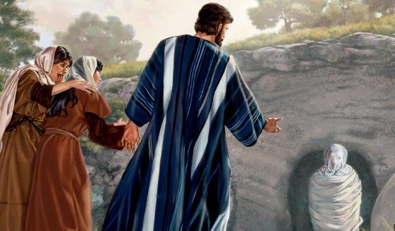 Reflexão bíblica – 5º DOMINGO DA QUARESMA – 29.03.2020