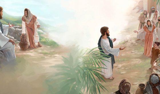 Reflexão bíblica – 3º DOMINGO DA QUARESMA – 15.03.2020