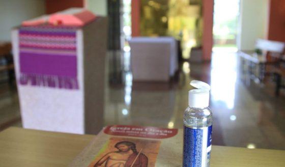 Arquidioceses e dioceses brasileiras adotam medidas para prevenir transmissão da Covid-19