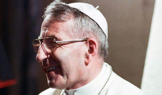O Papa institui a Fundação Vaticana João Paulo I