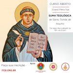 Participe do curso de Análise da Suma Teológica de Santo Tomás de Aquino