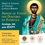 Participe do curso de Análise de Textos dos Doutores da Patrística