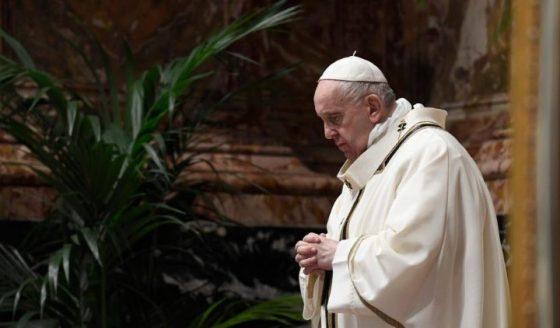 O Papa: o mundo precisa de unidade e fraternidade para superar a crise