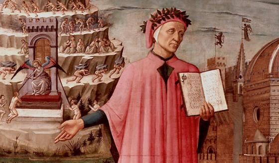 Papa: Dante, profeta de esperança e poeta da misericórdia
